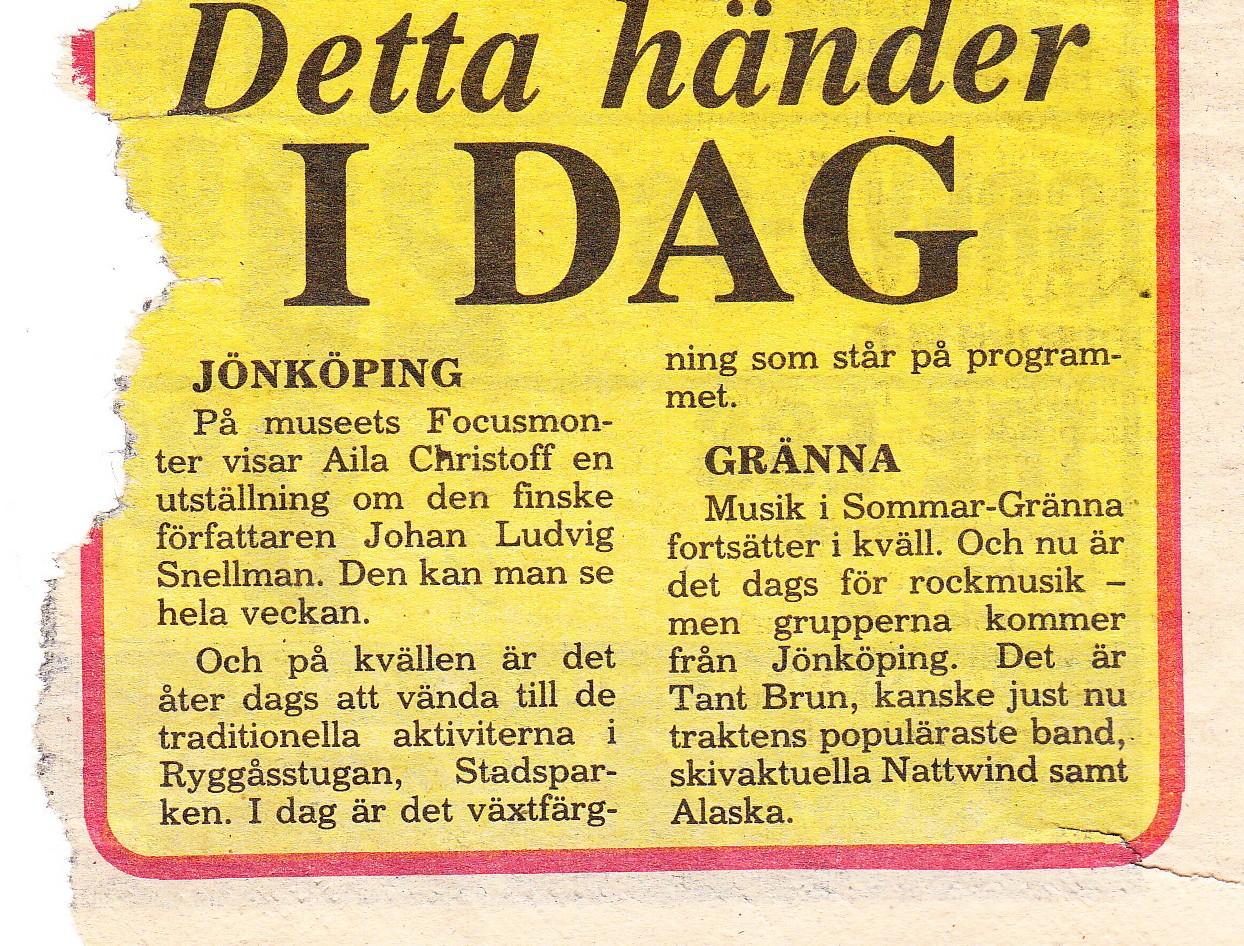 singlar i jönköping Ljungby